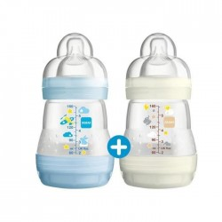 Lot de 2 biberon easy start 160ml