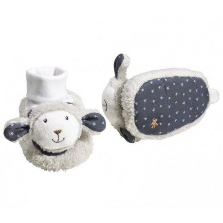 Chaussons 0-6 mois Merlin