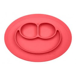 assiette-mini mat-corail-french flair