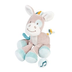 Peluche mini musical Tim-Tiloo et tim-Nattou